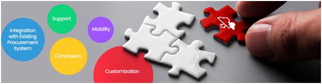 Parameters of Winning Cloud Based Procurement Management System
