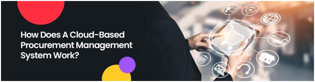 process of Cloud-Based Procurement Management System